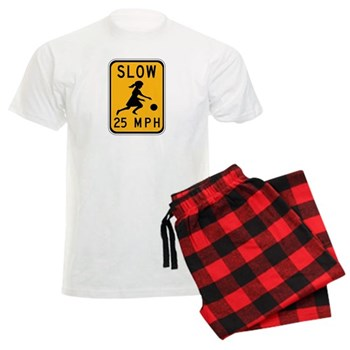 Slow 25 MPH Men's Light Pajamas