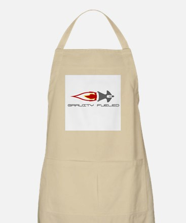 Gravity Fueled Wingsuit Skydiving BBQ Apron