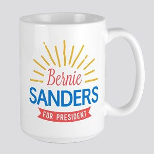 Bernie Sanders for President Mugs