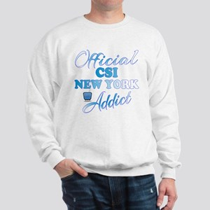 Official CSI New York Addict Sweatshirt