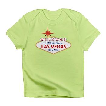 Welcome to Fabulous Las Vegas, NV Infant T-Shirt