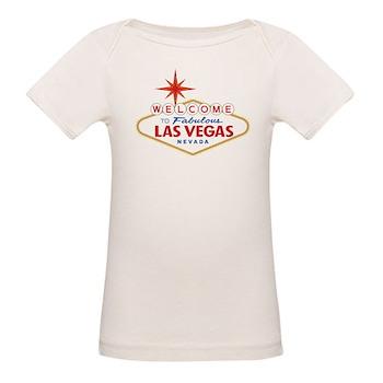 Welcome to Fabulous Las Vegas Organic Baby T-Shirt