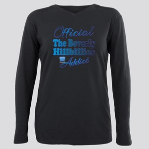 Official Beverly Hillbil Plus Size Long Sleeve Tee