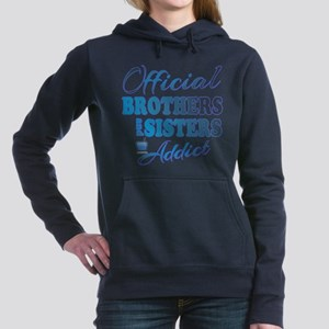 Official Brothers and Si Women's Hooded Sweatshirt