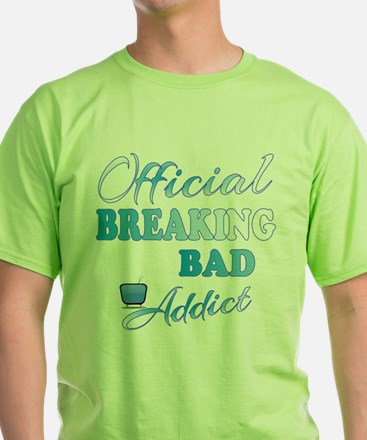 Official Breaking Bad Addict T-Shirt