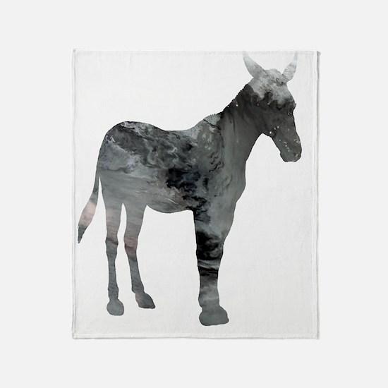 Unique Animal pictures Throw Blanket