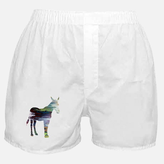Cute Watercolour Boxer Shorts