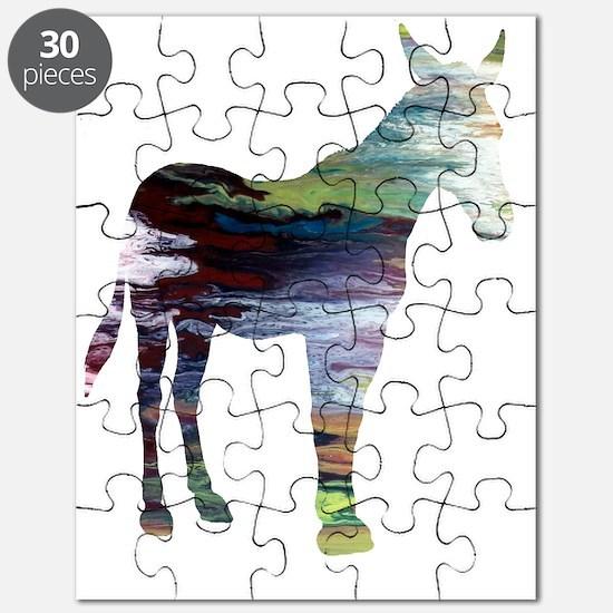 Unique Mule Puzzle