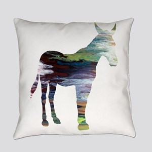 Mule Everyday Pillow