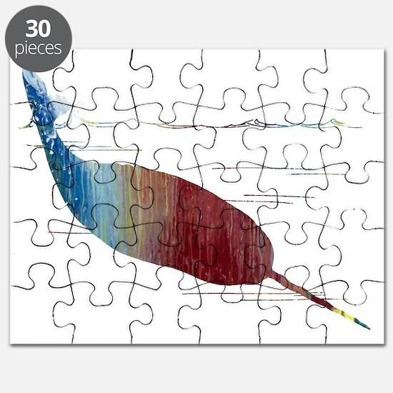 Unique Narwhal Puzzle