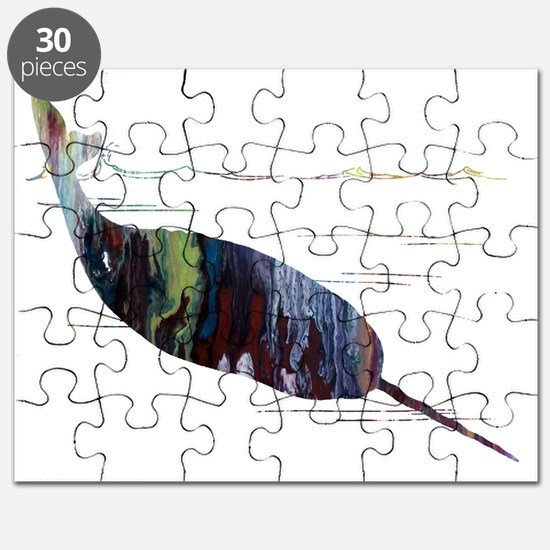 Cool Narwhal Puzzle