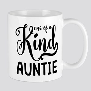 One of a kind Auntie Mug