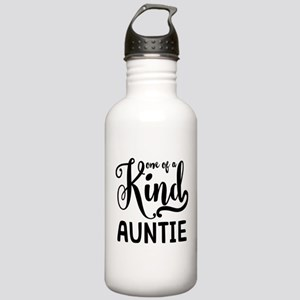 One of a kind Auntie Stainless Water Bottle 1.0L