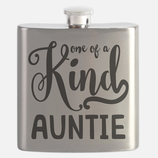 One of a kind Auntie Flask