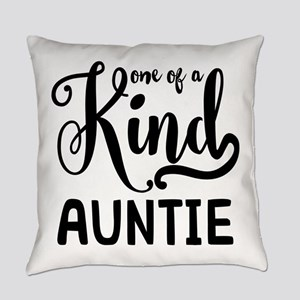 One of a kind Auntie Everyday Pillow