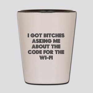 Wifi Shot Glass