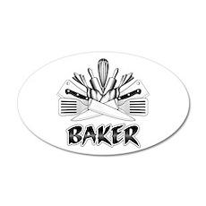 Culinary Arts: Baker Wall Decal