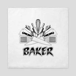 Culinary Arts: Baker Queen Duvet