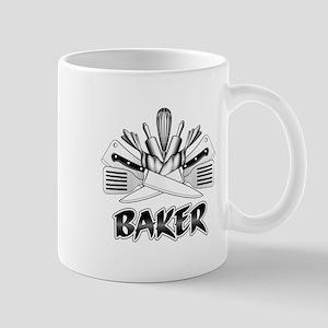 Culinary Arts: Baker Mugs