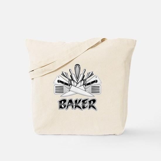 Culinary Arts: Baker Tote Bag