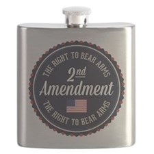 Second Amendment Flask