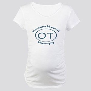 Occupational Therapy Maternity T-Shirt