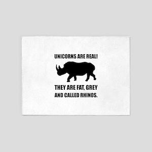 Unicorn Rhino 2 5'x7'Area Rug