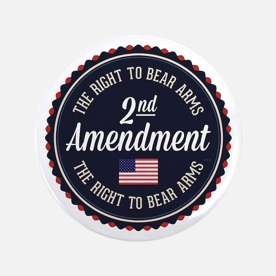 Second Amendment Button
