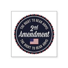 Second Amendment Sticker