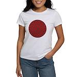 Red Pattern 003 Women's T-Shirt