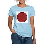 Red Pattern 003 Women's Light T-Shirt