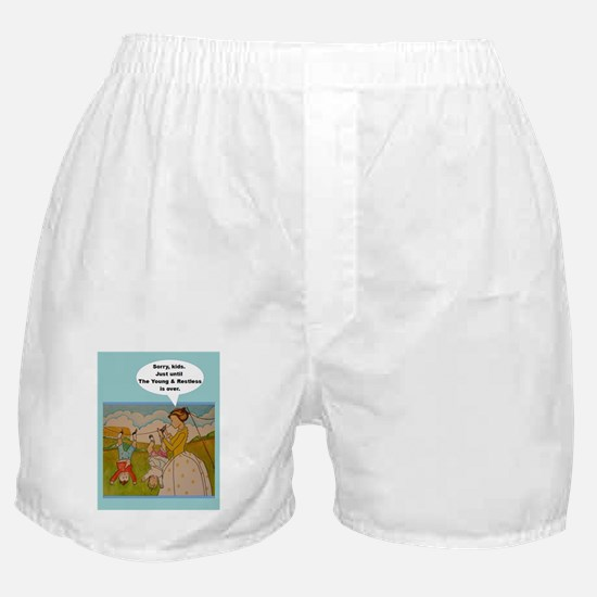 Unique Young and the restless Boxer Shorts