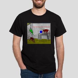 Staff Meeting Dark T-Shirt