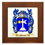 Marten Framed Tile