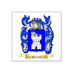 Martell Square Sticker 3