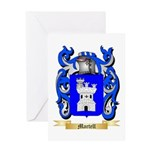 Martell Greeting Card