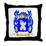 Martell Throw Pillow