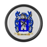 Martell Large Wall Clock