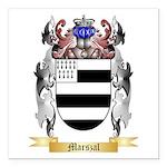 Marszal Square Car Magnet 3