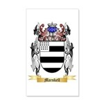 Marskell 20x12 Wall Decal
