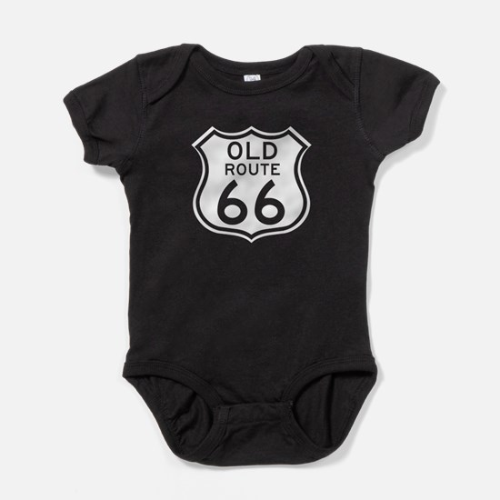 Old Route 66 - USA Baby Bodysuit
