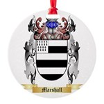 Marshall Round Ornament
