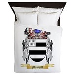 Marshall Queen Duvet