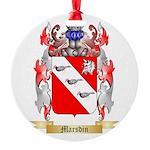 Marsdin Round Ornament