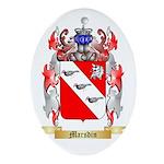 Marsdin Oval Ornament