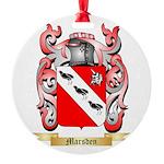 Marsden Round Ornament