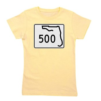 Route 500, Florida Girl's Tee