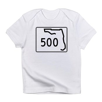 Route 500, Florida Infant T-Shirt