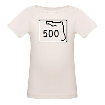 Route 500, Florida Organic Baby T-Shirt