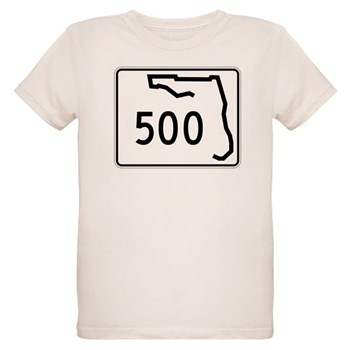 Route 500, Florida Organic Kids T-Shirt